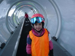 Mila tunnel